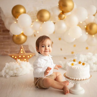 Smash cake Elia