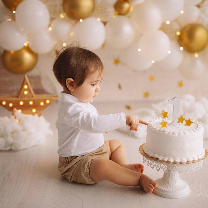 Primo compleanno Elia