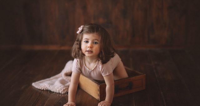 Greta, 14 mesi