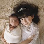 neonato servizio fotografico