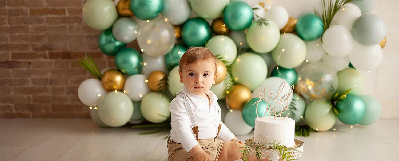 Primo compleanno Alessandro