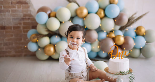 Primo compleanno Cristian