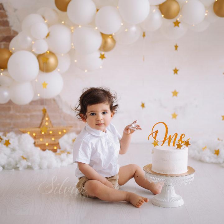 Smash cake Gabriel
