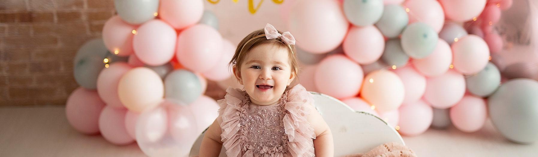 Primo compleanno Aurora