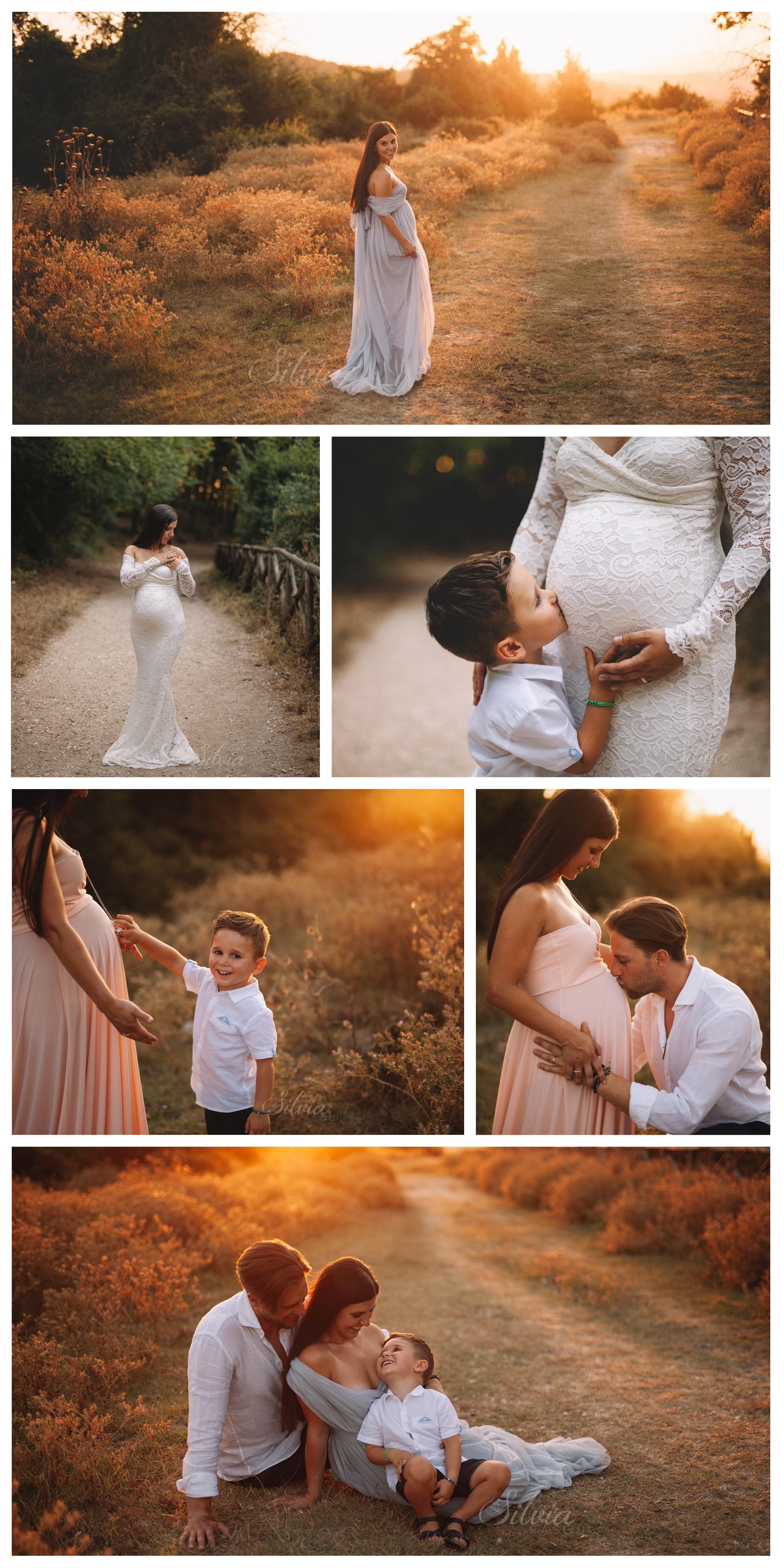 servizio foto gravidanza roma